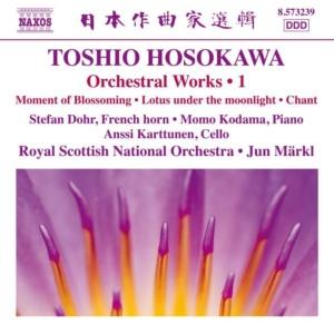 Hosokawa Orchestral Works 1