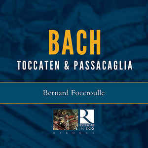 Bernard Foccroulle Bach