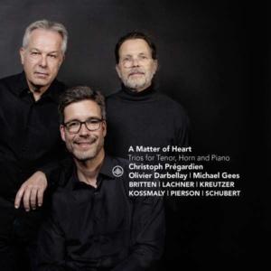 CP Matter of heart CD Cover