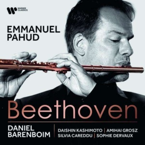Cover Beethoven Pahud
