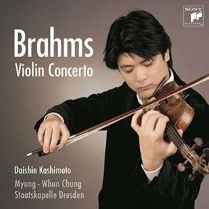 Cover Brahms Violinkonzert