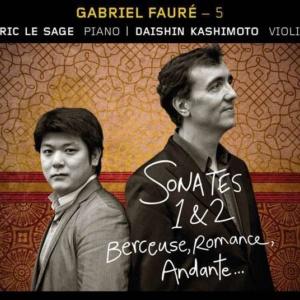Cover Fauré Le Sage