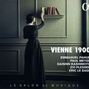 Cover Vienne 1900
