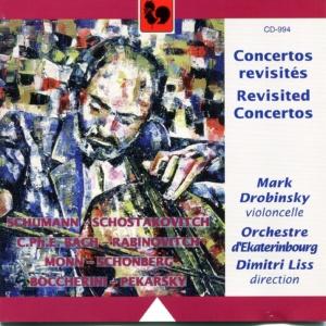 Drobinsky Cello
