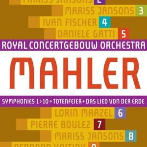 Mahler Sinfonien DVD