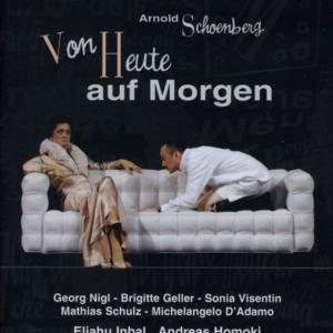 Schönberg Von heute auf morgen DVD