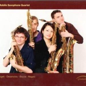 2011 Gramola Vienna98937 Saxophone Musica Ricercata