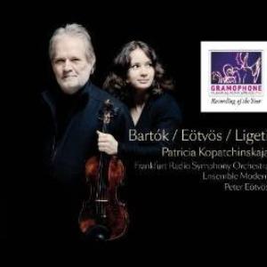 2012 Naive 822186052853 Bartok Ligeti