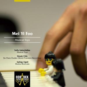 2012 ODRCD302 Musical Toys Musica Ricercata
