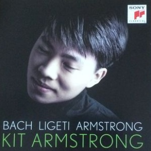 2013 Sony Classical88883747752 Bach Ligeti Amstrong
