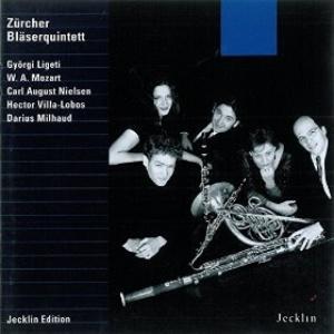 2014 Jecklin Zücher Bläserquartett