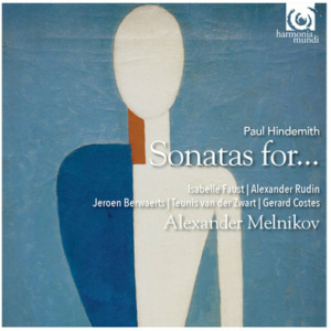 2015 Hindemith Sonatas for