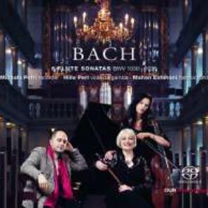 Disc me J S Bach Flötensonaten