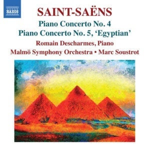 MS CD Saint Saens Piano Concertos 45 Naxos