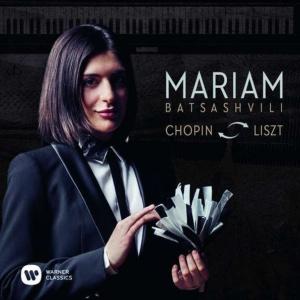 Cover Chopin Liszt