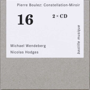 Boulez sämtliche Klavierwerke