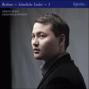 Brahms Cover
