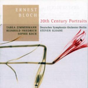 Bloch 20th century portraits 2004