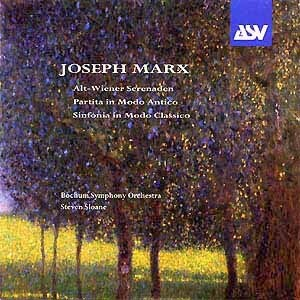 Joseph Marx vol 3 2003