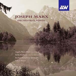 Joseph Marx vol 2 2003