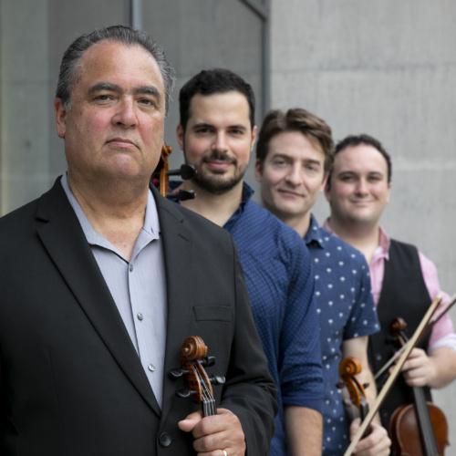 Turtle Island Quartet CR Sylvia Elzafon