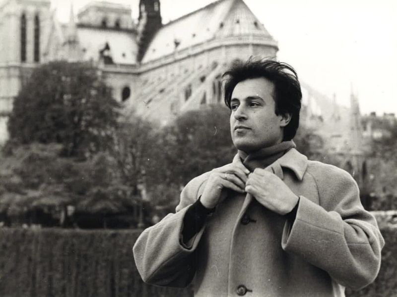 Eliahu Inbal in Paris, 1970