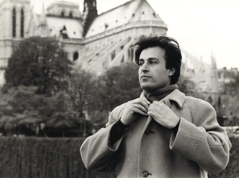 Eliahu Inbal in Paris, 1970