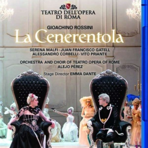 Cover La Cenerentola
